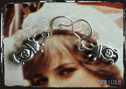 orecchini regina