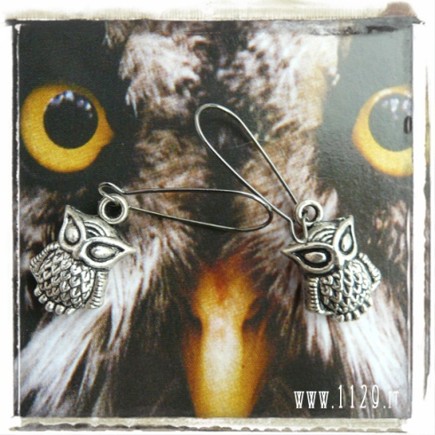 orecchini-charm-gufo-owl-earrings