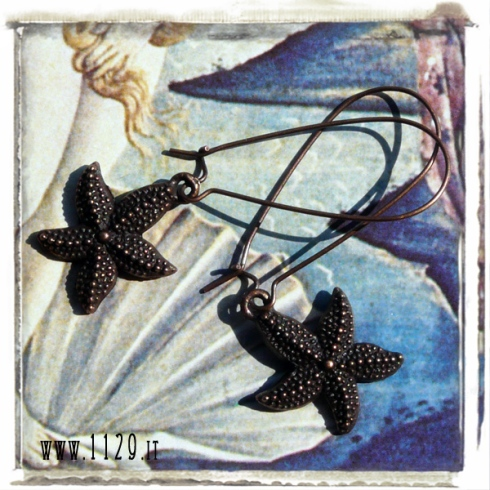orecchini-charms-stella-marina