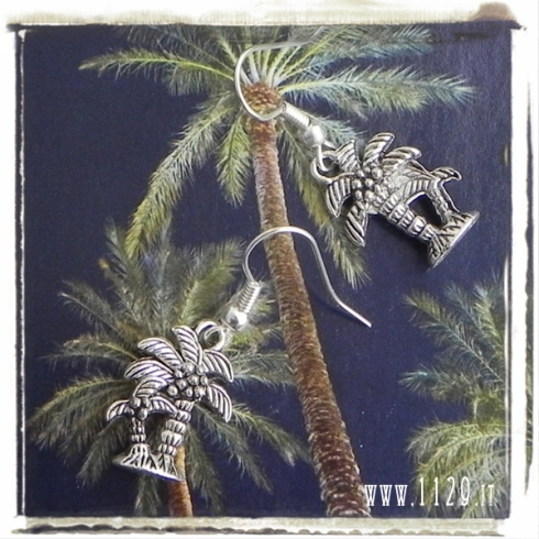 orecchini-charm-palma-palm-tree-coconuts earrings-1129