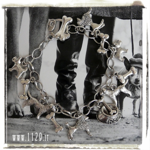 bracciale-charms-cani-ossa-ciotola-dogs-bones-bowl
