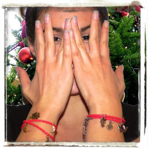 bracciali-rossi-doppi-con-charms-natale