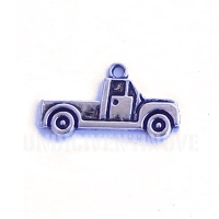 MOTO005 charm ciondoli 1129 camiocino pick-up truck 27x15 mm